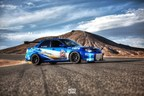 BorgWarner's EFR-7163 turbocharger boosts the record-breaking Time Attack Subaru STi from Jager Racing (above). See this racecar plus the Formula Drift Pro Championship Scion tC drift car from Papadakis Racing in booth 21641 at the 2014 SEMA Show in Las Vegas on November 4 - 7.
