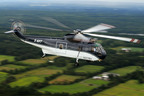 Sikorsky plans to equip its modernized S-61T(TM) helicopter with a suite of advanced avionics provided by Cobham.  (PRNewsFoto/Sikorsky Aerospace Services)