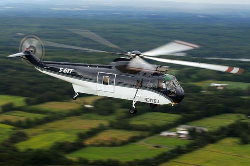 Sikorsky Aerospace Services Selects Cobham's Advanced Avionics Suite for S-61 Modernization Program