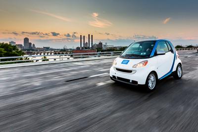 car2go arrives in Minneapolis, Minnesota.  (PRNewsFoto/car2go North America LLC)