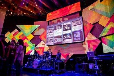 Tagboard and Eventbrite partner to simplify social integrations for events www.Tagboard.com