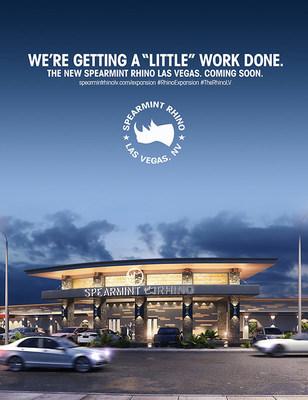 """Spearmint Rhino Las Vegas. We're getting a """"little"""" work done."""