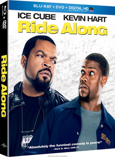 From Universal Studios Home Entertainment: Ride Along. (PRNewsFoto/Universal Studios Home Entertainment) ...