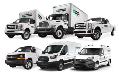 The first Enterprise Truck Rental location in Hawaii offers a variety of cargo vans, pickup trucks, flatbeds and small box trucks for rent.