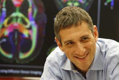 Dr. Daniel Reich, 2016 Barancik Prize for Innovation in MS Research winner. (Photo Courtesy: National Institutes of Health)