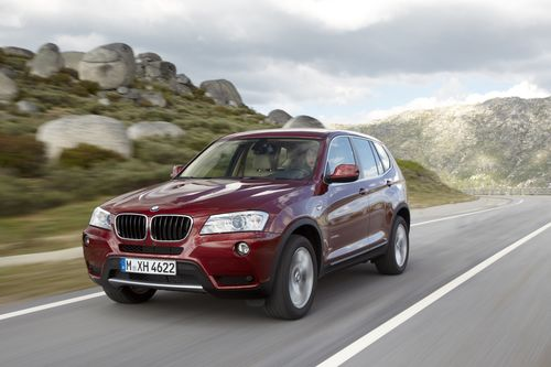 The BMW X3 continues to be an extraordinary success story for the BMW Group.