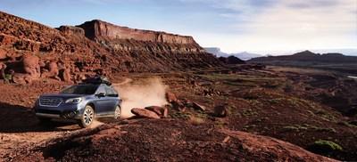 Subaru Reaches Production Milestone Of 15 Million All-Wheel Drive Cars