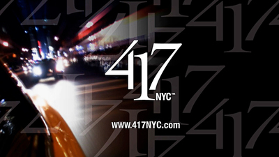 417NYC.com Modern, Sleek and Timeless Accessories with a Contemporary Twist...  (PRNewsFoto/417NYC)