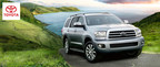 Toyota is more than capable of fielding a lineup of luxury vehicles to compete with almost anybody as evidenced by models like the 2014 Avalon and 2014 Sequoia. The 2014 Toyota 4Runner shows it teeth as one of the best off-road SUVs. (PRNewsFoto/Toyota of Naperville)