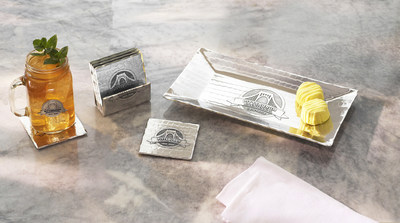 The Bicentennial Collection features handcrafted gifts and accessories