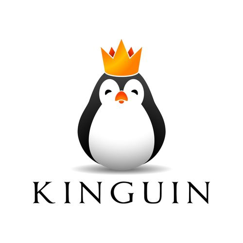 Kinguin Logo (PRNewsFoto/Kinguin) (PRNewsFoto/Kinguin)