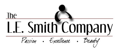 The L.E. Smith Company - logo. (PRNewsFoto/The L.E. Smith Company) (PRNewsFoto/THE L.E. SMITH COMPANY)