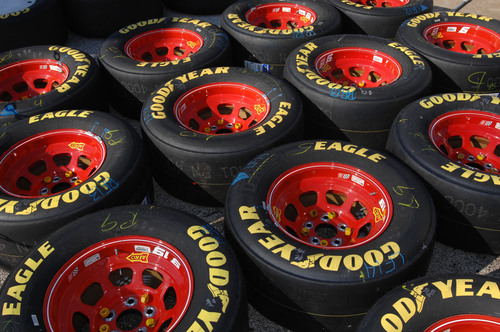 Goodyear and NASCAR Extend Agreement