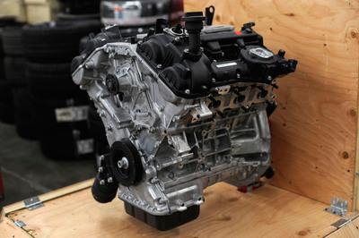 Hyundai Announces New Crate Engine Program for 3.8-liter V6 and 2.0-liter Turbo Engines at 2013 SEMA Show.  (PRNewsFoto/Hyundai Motor America)