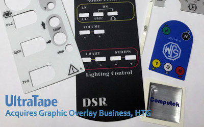UltraTape Industries Acquires Graphic Overlay Business