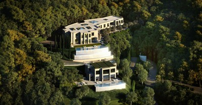 Announcing The Park Bel Air, a bespoke residential development by Domvs London and Junius Real Estate Partners (PRNewsFoto/Domvs London) (PRNewsFoto/Domvs London)