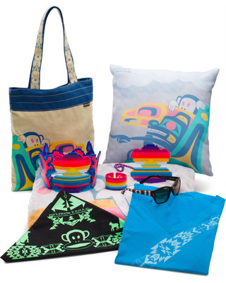 Paul Frank To Unveil Fashion Collaboration with Native American Designers during Santa Fe Indian Market Week.  (PRNewsFoto/Paul Frank)