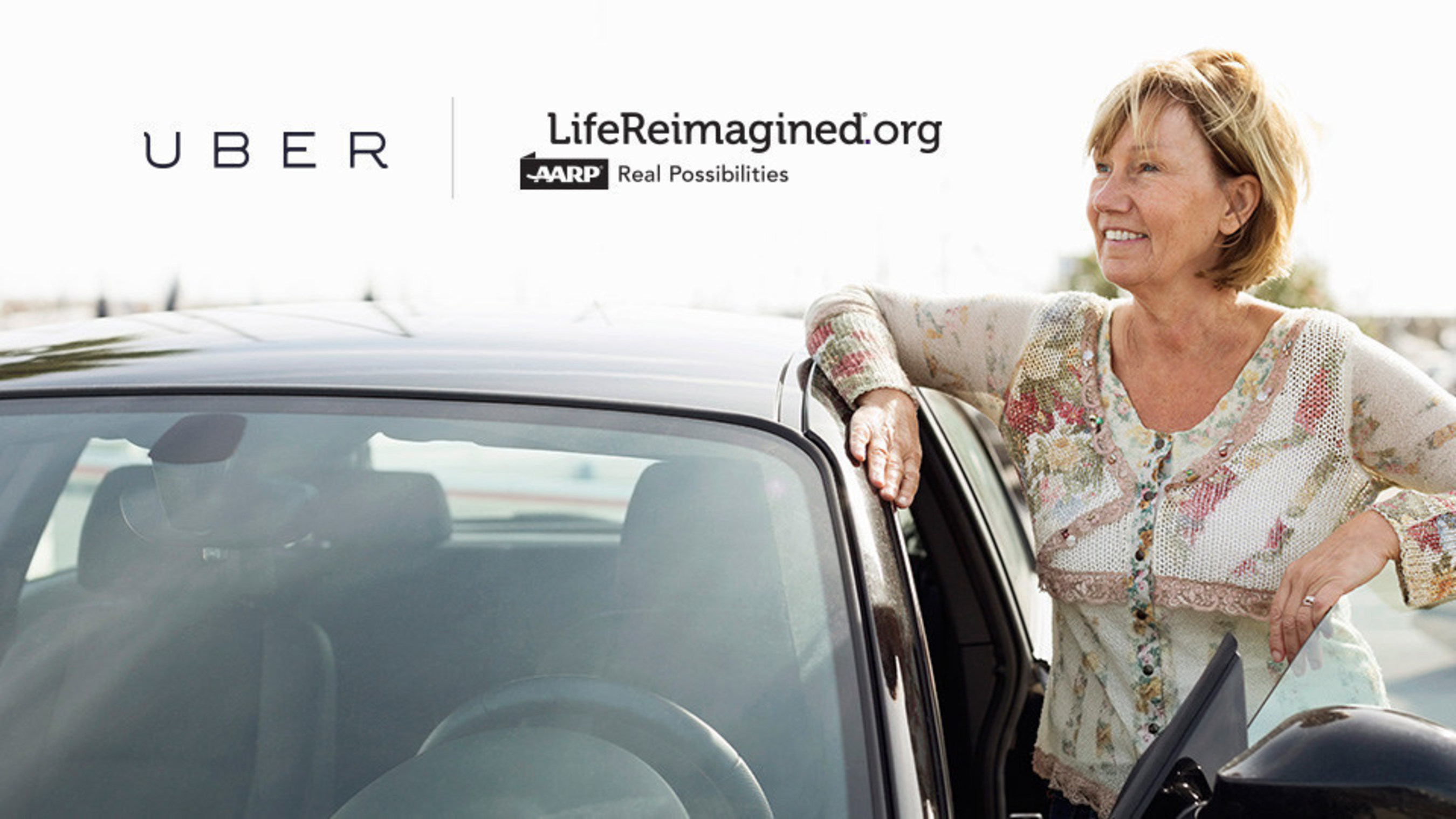 Life Reimagined and Uber