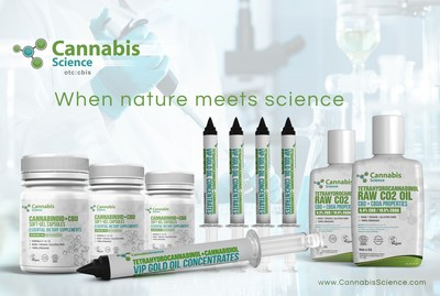 Preliminary packaging is now being secured and designs are completed for each jurisdiction. Please visit the beta version of the Cannabis Science Patient Access Center (PAC) http://pac.cannabisscience.com for product release information, patient usage tracking, share your usage and support stories with others worldwide, and valuable industry updates.