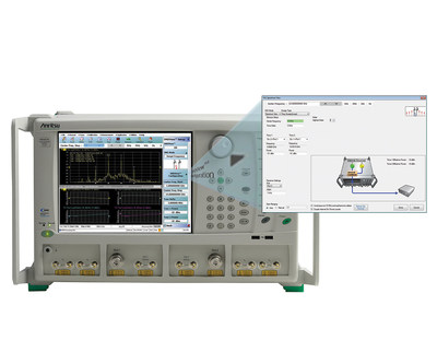 IMDView from Anritsu is one enhancement made to the VectorStar VNA IMD measurement capability.