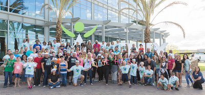 Global Health and Wellness Leader Donates Time Across the World on Isagenix Global Give Back Day