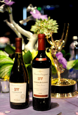 Beaulieu Vineyard 2011 Carneros Chardonnay and 2009 Georges de Latour Private Reserve Cabernet Sauvignon.  (PRNewsFoto/Beaulieu Vineyard)