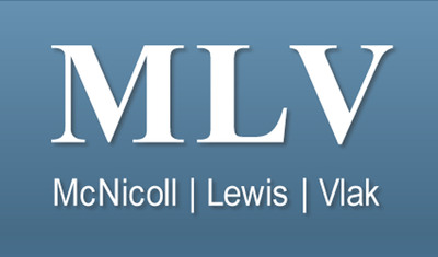 McNicoll Lewis & Vlak logo. (PRNewsFoto/MCNICOLL, LEWIS & VLAK)