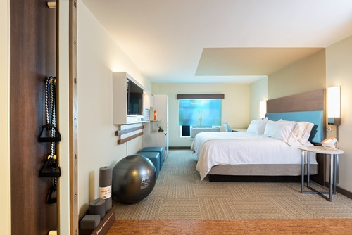 EVEN Hotels Rockville - King Guest Room (PRNewsFoto/IHG)