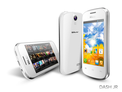 DASH JR  (PRNewsFoto/BLU Products)