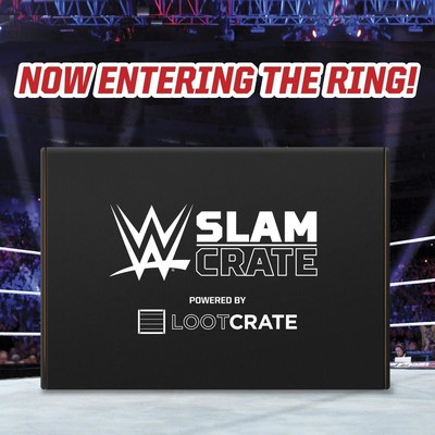 WWE Slam Crate