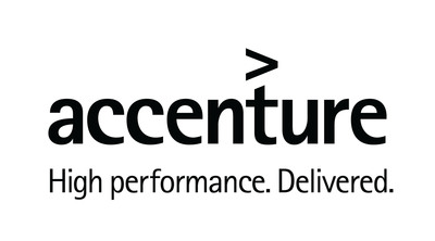Accenture logo.  (PRNewsFoto/Marriott International, Inc.)
