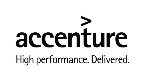 Accenture logo.  (PRNewsFoto/Marriott International, Inc.)