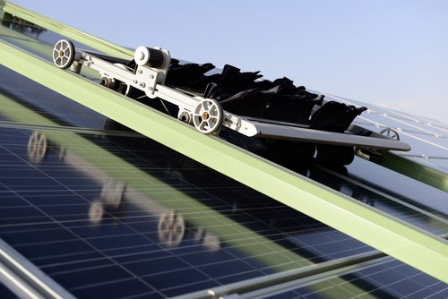 Ecoppia's automated and waterless technology is increasingly in demand as the solar industry matures. ...
