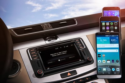 VW offers most comprehensive suites of connected vehicle services and features available in the auto industry today.