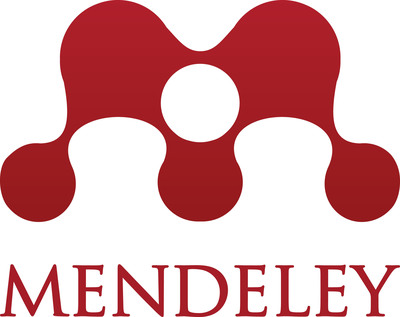 Mendeley logo.  (PRNewsFoto/Mendeley)
