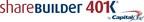 ShareBuilder 401k Logo
