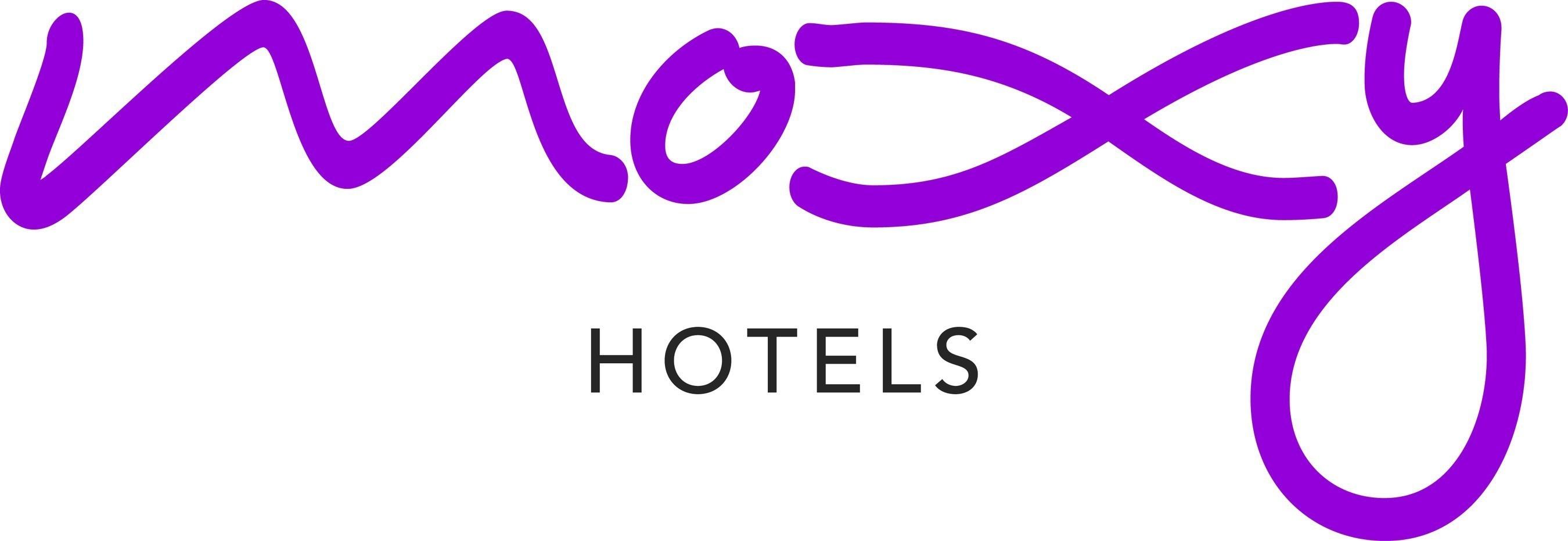 Moxy Hotels logo (PRNewsFoto/Marriott International, Inc.)