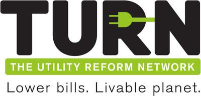 Lower bills, livable planet: learn more at  www.turn.org (PRNewsFoto/TURN) (PRNewsFoto/TURN)