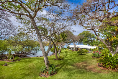 No Reserve Luxury Auction Nov 12th, Historic Hawaii Estate By Concierge Auctions, HaleKaiAuction.com.  (PRNewsFoto/Concierge Auctions)