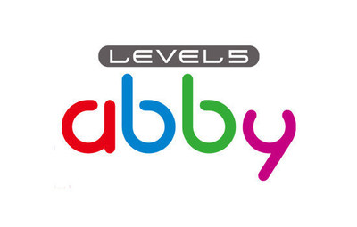 LEVEL-5  abby  Inc.  logo