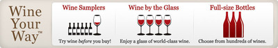 TastingRoom.com Wine Your Way(TM).  (PRNewsFoto/TastingRoom.com)