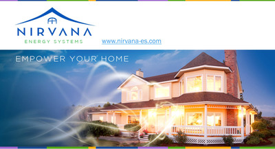 Empower your Home.  (PRNewsFoto/Nirvana Energy Systems, Inc.)