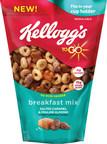 Kellogg's To Go Breakfast Mix Salted Caramel & Praline Almond