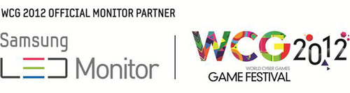 World's Largest Gaming Festival Names Samsung as Official Monitor Partner for WCG 2012