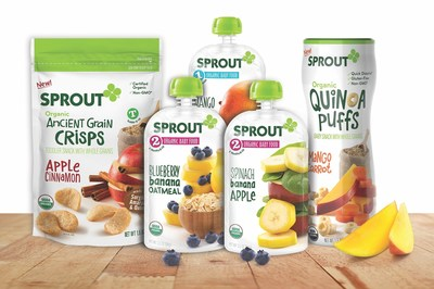 Sprout New Products
