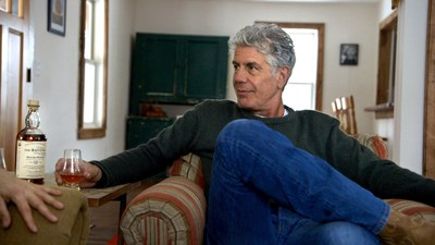 The Balvenie, the world's most handcrafted single malt Scotch whisky, and chef, author and raconteur Anthony Bourdain announce a multifaceted collaboration that will bring attention to some of America's finest craftspeople.