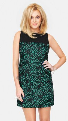 Fearne Cotton Lace Dress with Collar, €89