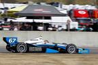 Quaker Chemical renews partnership with Sarah Fisher Hartman Racing.  (PRNewsFoto/Quaker Chemical Corporation)