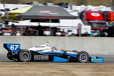 Quaker Chemical renews partnership with Sarah Fisher Hartman Racing