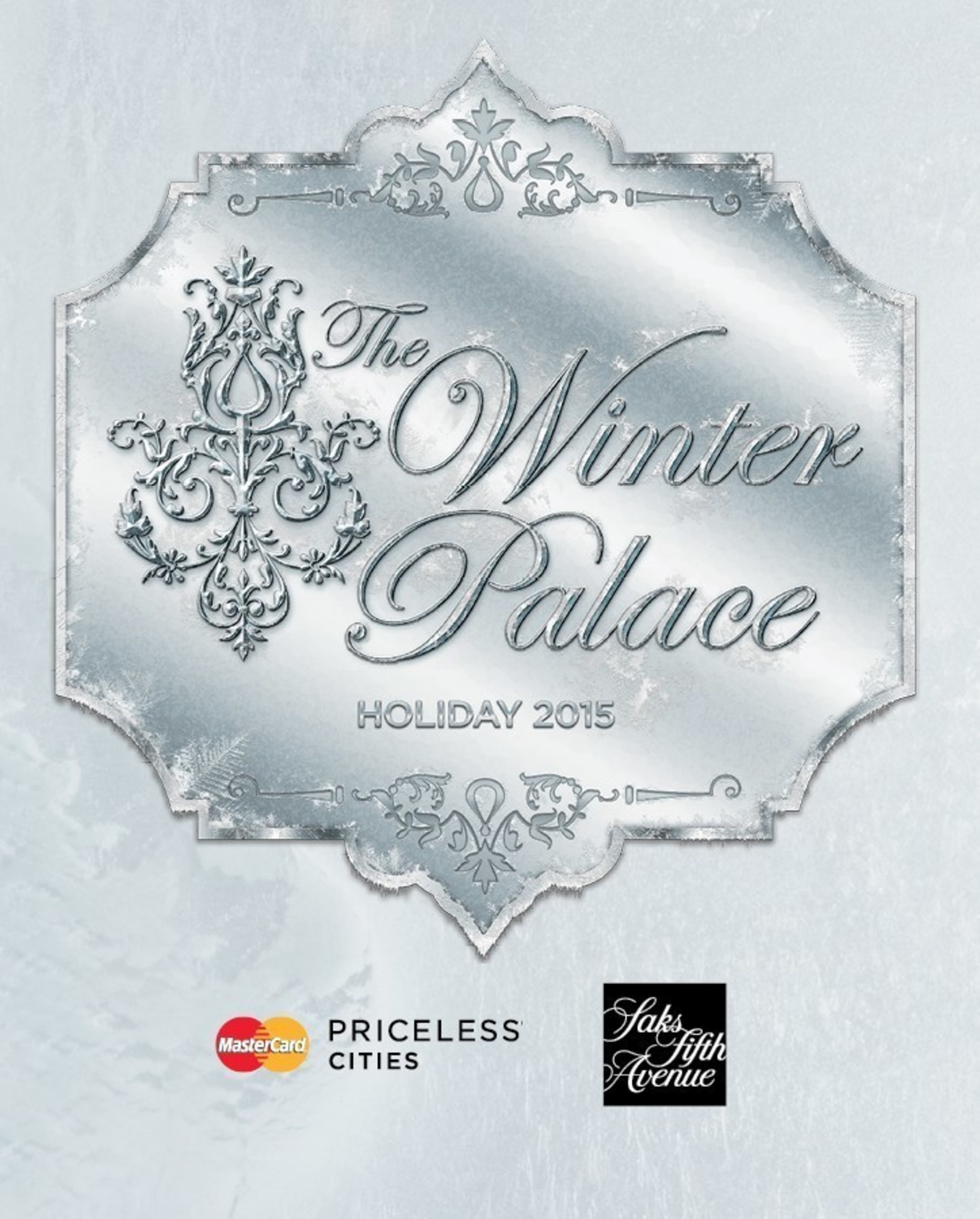 "Saks Fifth Avenue Transforms Into ""The Winter Palace"" This Holiday Season"